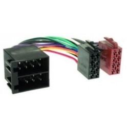 Cable Faisceau Adaptateur ISO pour véhicule Audi, Seat, Skoda, VW, Renault, Peugeot
