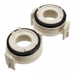 2 Adaptateurs Xenon Porte Ampoule H7 pour BMW E46 316 318 320