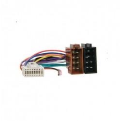 Cable Faisceau ISO pour autoradio ALPINE16 pins connecteur blanc
