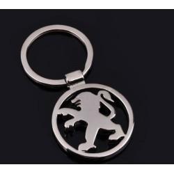 Porte clef Peugeot pour 106 206 207 208 306 307 308 508 3008 5008 GTI