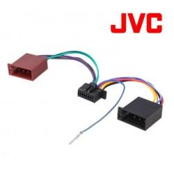 Cable Faisceau ISO pour autoradio JVC 16 pins à partir de 2017
