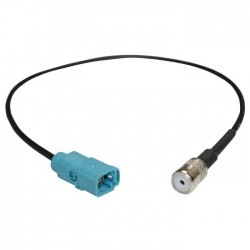 Cable FAKRA femelle vers ISO