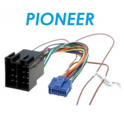 Cable Faisceau ISO pour autoradio Pioneer Serie AVIC